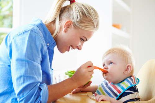 Jak odstawić dziecko od piersi ?