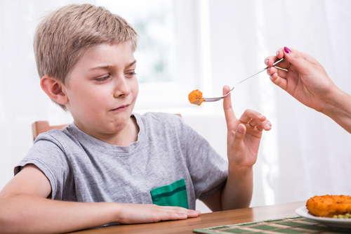 Niejadek, czyli o braku apetytu u dzieci
