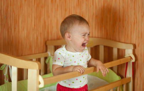 Problemy z zasypianiem u niemowląt i dzieci