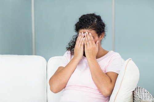 ostuda ciążowa