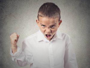 agresja u dziecka