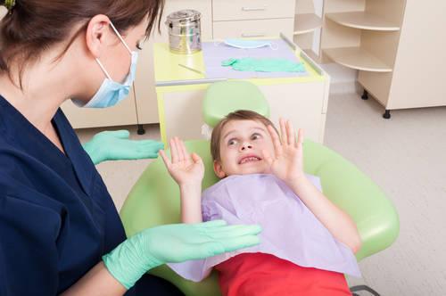 Pierwsza wizyta u dentysty, czyli miłe nieprzyjemnego początki