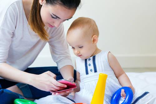 Jak zostać Smartmamą, czyli aplikacje na smartfona dla mam