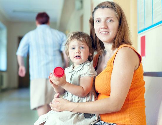 Jak pobrać dziecku mocz do badania