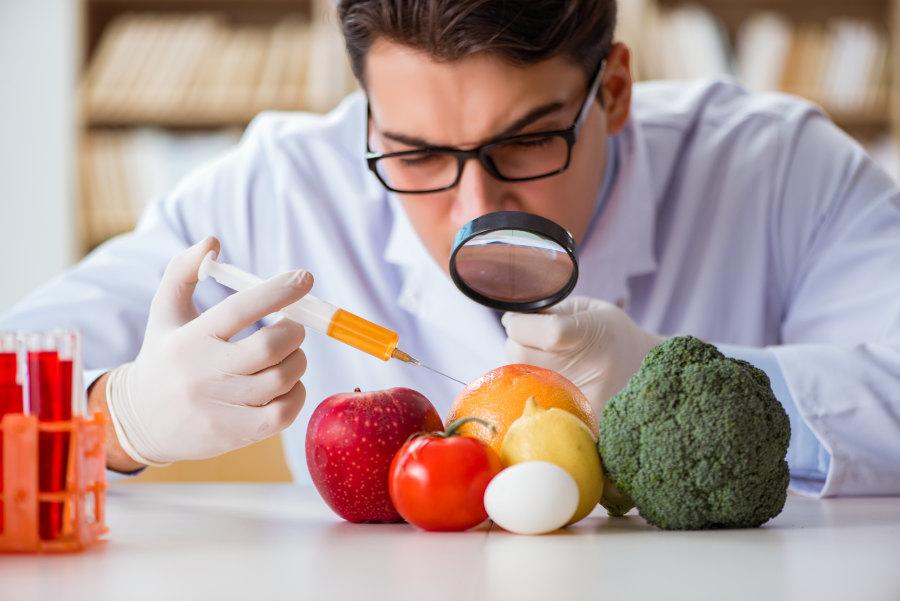 pestycydy w owocach