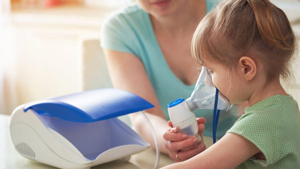 inhalacja u dzieci