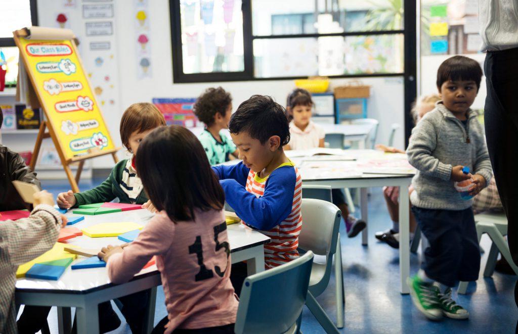 przedszkole w czasie pandemii
